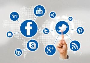 sosiale medier 300x210 Markedsføring i sosiale medier
